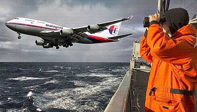 mh370 remains may be preserved underwater  says