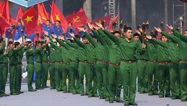 Vietnam marked the 50th anniversary of the Tết Offensive on Wednesday.