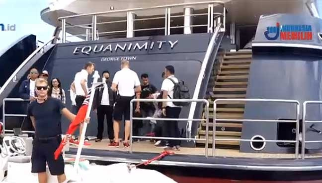 FBI, Indonesian Police Search Yacht Seized in 1MDB Scandal in Bali