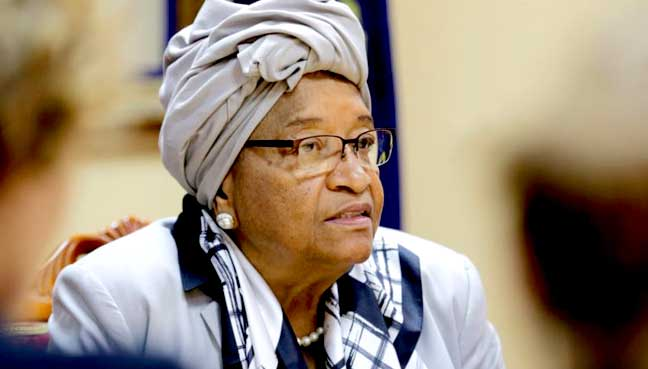 Kenya: Ellen Sirleaf Johnson Awarded Mo Ibrahim Prize