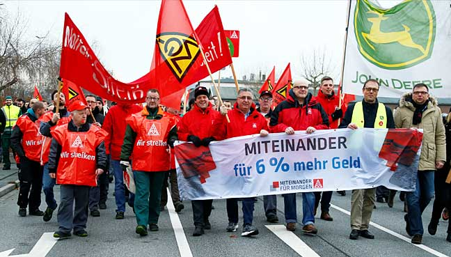 German-industrial-workers