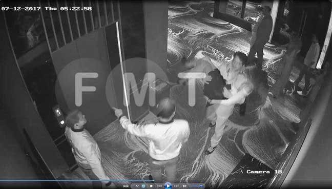 CCTV shows Dutch model being carried out of posh KL club | Free Malaysia Today