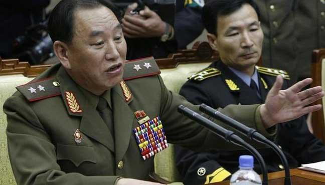 Kim-Yong-chol