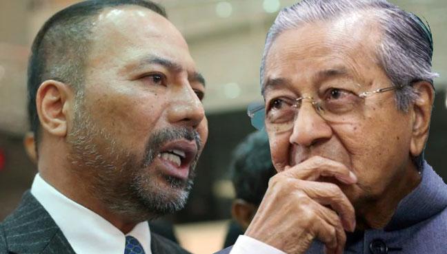 Mahathir-Khairuddin