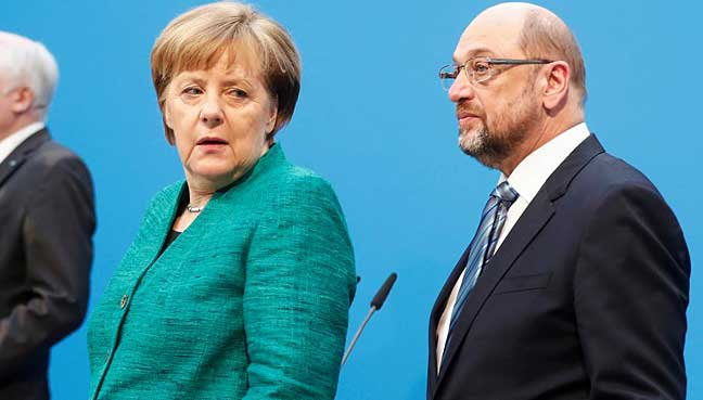 Merkel-under-fire-from-own-ranks-over-German-coalition-deal