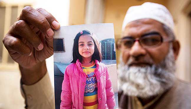 Serial killer sentenced to death for child murders in Pakistan