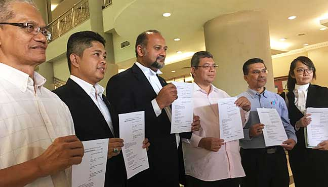 PH files order against RoS, wants early hearing | Hornbill ...