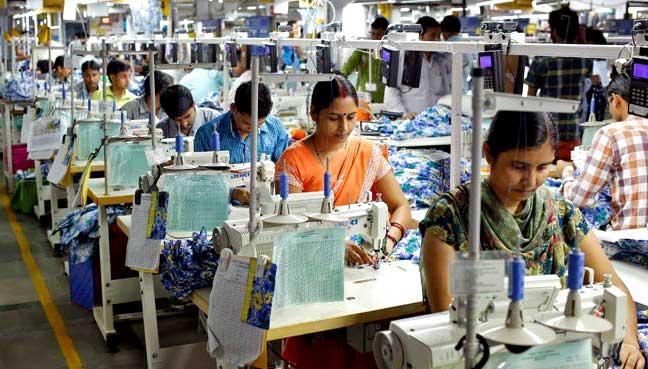 Textile-manufacturing-women