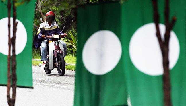 Gambar AFP.