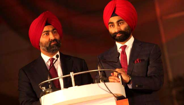 Investors' thumbs up for Singh bros' exit from the board of Fortis