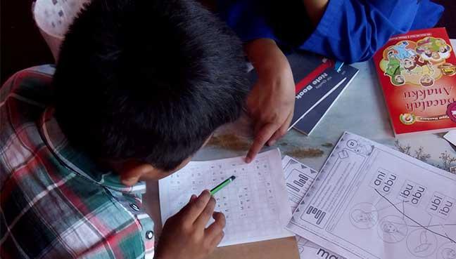 Ibu bapa mengakui terdapat perubahan positif dalam kalangan kanak-kanak selepas menghadiri pelbagai kelas tambahan di sini.