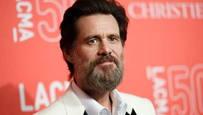 Jim Carrey Vows to Dump Facebook Stock, Delete Personal Page