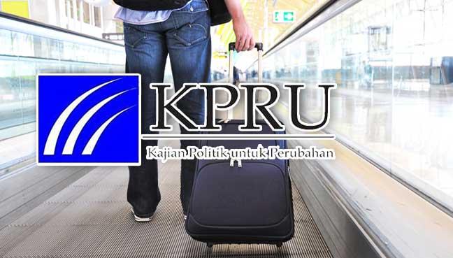 """马来西亚旅游经济 -  1""""PETALING JAYA:智库变革政治研究(KPRU)对经济表现不错的观点提出质疑,更多马来西亚人到海外旅行</p> <p>克鲁民间组织对纳吉布拉扎克总理最近发表的一项声明发表评论,他表示,越来越多的马来西亚人走出海外,这表明反对派指控该国破产是不正确的。</p> <p>纳吉布还说,他最近访问沙特阿拉伯期间曾见过许多马来西亚人,并有很多马来西亚人前往伦敦的朋友告诉他</p> <p>然而,KPRU表示纳吉的观察不是基于事实,而是基于有限的个人经验。它补充说,即使它们是事实性的,今天出国旅行比过去更容易。</p> <p>""""今天,我们拥有先进的技术,完善的航空设施,更重要的是,由于亚航等负担得起的航空公司,更便宜的机票。</p> <p> KPRU在一份声明中表示,""""我们只需要两个小时左右即可到达泰国,新加坡,印度尼西亚,柬埔寨和越南等附近国家,旅行时间也缩短了。""""</p> <p>它说,包括住宿在内的相关旅行支出也是可负担的,尤其是在东盟国家。</p> <p>""""这是吸引大马人去海外购物的一个因素,除此之外,旅行社经常提供有吸引力和实惠的旅游套餐促销活动,这也间接鼓励更多马来西亚人旅行。""""</p> <p> KPRU表示,伤害马来西亚人口袋的因素之一是其宣称的商品和服务税(GST)导致商品和服务价格上涨,生活费用上涨。</p> <p>""""马来西亚统计局(DOSM)提供的衡量通胀的消费者物价指数(CPI)显示,去年1月至12月的CPI同比增长3.7%前一年同期</p> <p>""""该阶段CPI上涨的原因是交通(+ 13.2%),食品和非酒精饮料(+ 4.0%),健康(+ 2.5%),餐厅和酒店(+ 2.5%),房屋,水,电,煤气及其他燃料(上升2.2%)及家具,家庭设备及日常家居维修(上升2.1%)。</p> <p>""""对于食品和非酒精饮料,在这段时间里,在家庭中显着增加的亚组中,油脂(+ 13.3%),鱼和海鲜(+ 6.7%),蔬菜(+ 4.0% ),水果(+ 3.4%)和肉类(+ 3.1%)。""""</p> <p> KPRU还指出,2016至2017年期间,该国信托基金的统计显示,穷人与富人之间的差距正在增加。</p> <p> <strong> KPRU图表:Amanah Saham Bumiputera(ASB)2016的单位控股,Amanah Saham Wawasan 2020(ASW 2020)2017,Amanah Saham Malaysia(ASM)2017 </strong> </p> <p> <img src="""
