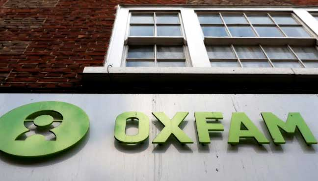 Oxfam sacked Haiti chief following allegations of