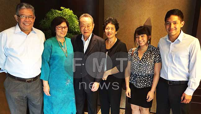 Tycoon Robert Kuok's success is a Malaysian success story: Prime Minister's office