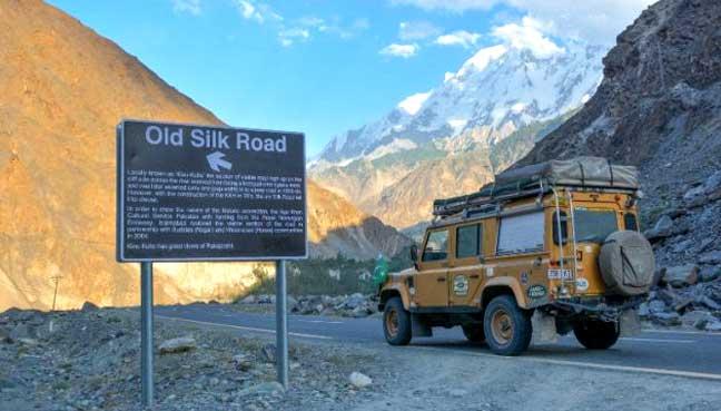 silk-road
