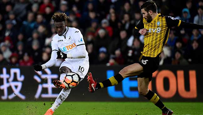 Swansea boss Carvalhal tells fans to 'dream' after FA Cup win