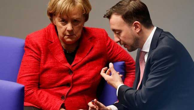 Merkel achieves breakthrough in German coalition deal