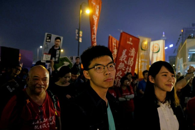 Election may see HK defy Beijing