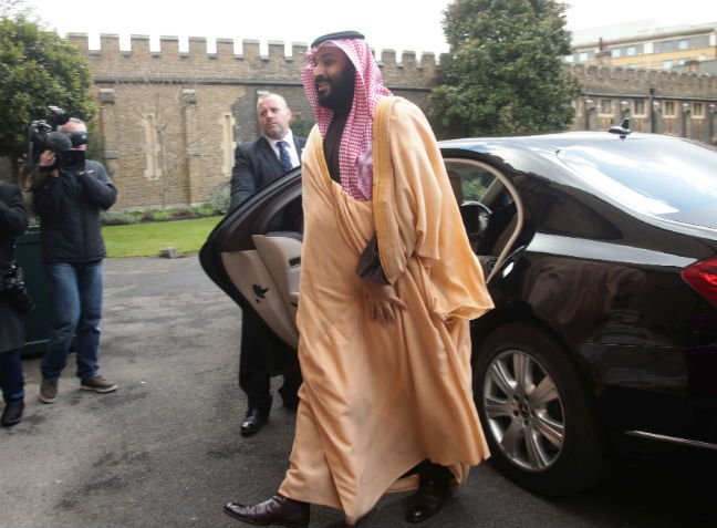 Saudi crown prince: 'Iran is harbouring al-Qaeda' leaders