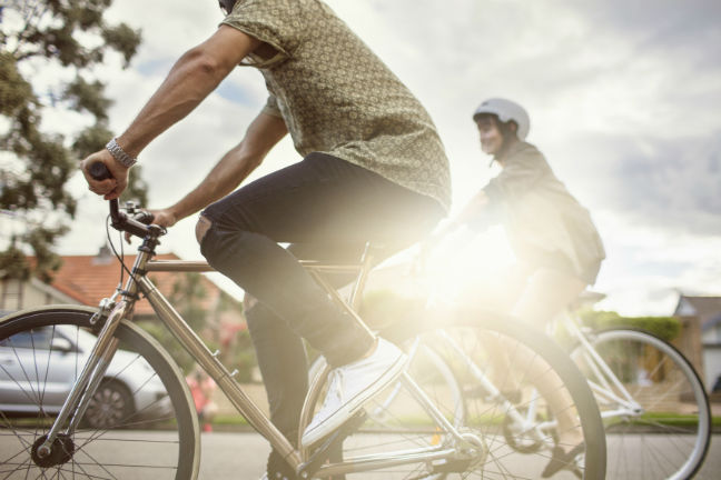 Regular exercise slows down ageing