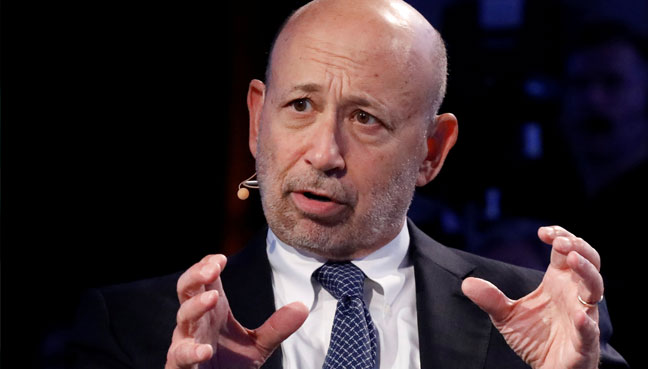 Goldman CEO Lloyd Blankfein prepares to exit as soon as year-end