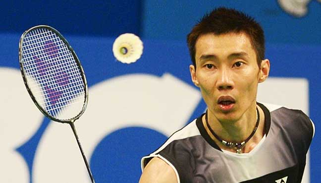 Opening wins for Lin and Lee at All England