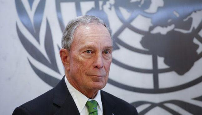 Bloomberg seeks to STOP sway of tobacco