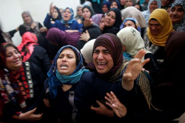 Israeli tank fire kills Gaza man: Palestinian Health Ministry