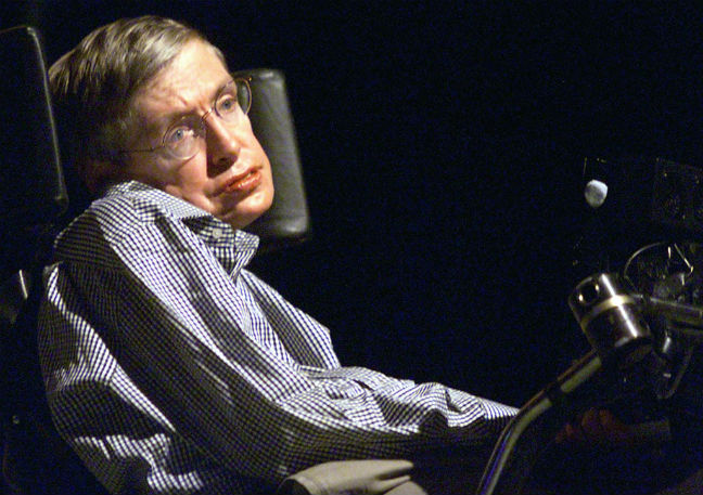 Stephen Hawking's Family Will Beam His Voice Toward a Black Hole