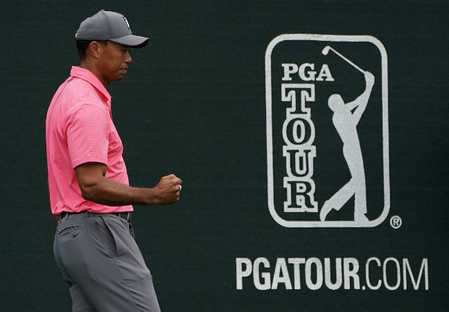 Tiger feeling 'revved up' after round one at Valspar