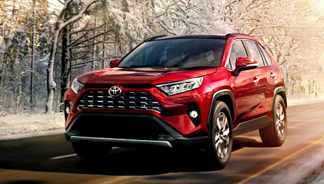 Malaysia Is Really Missing Out On The Toyota Rav4 Free Malaysia