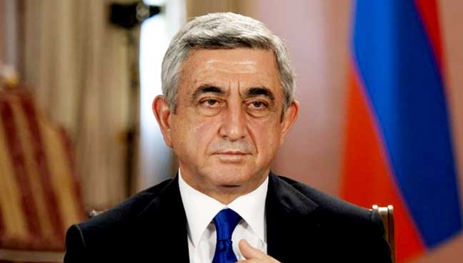 Armenian outgoing president says may become PM