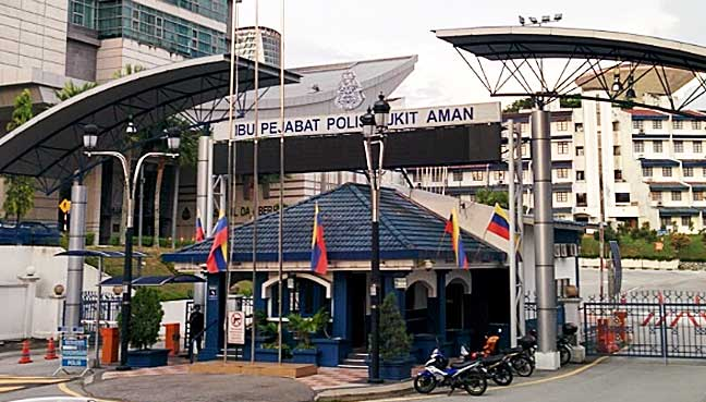 Image result for bukit aman