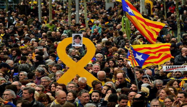 Puigdemont Can Be Detained During Extradition Case, Judge Says