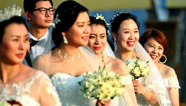 isteri di china paling ramai curang di dunia free