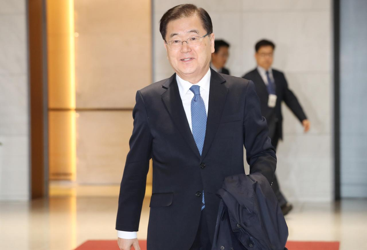 N.Korean foreign minister leaves for Sweden