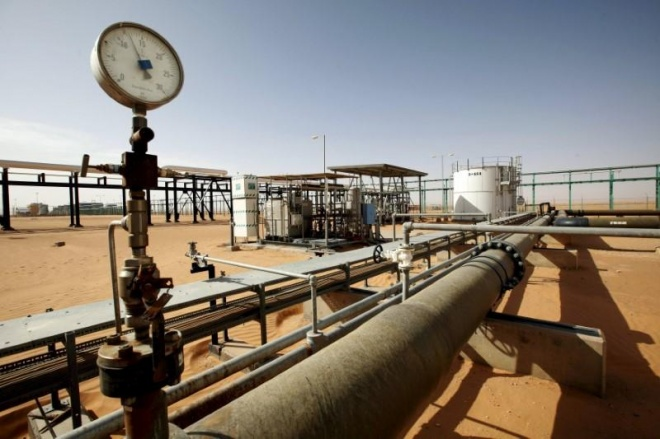 Libya's giant El Sharara oilfield shut over protest