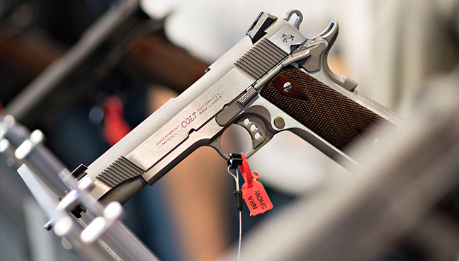 Sad. One of America's oldest firearms manufacturers files for Chapter 11