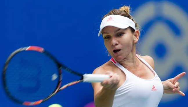 WTA world number one Simona Halep.(AFP pic)