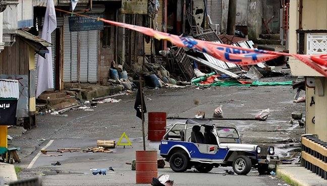 Philippines arrests suspected pro-ISIS militant involved in Marawi siege