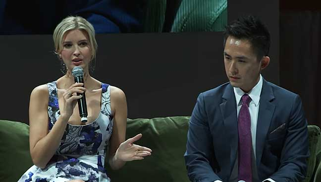 FBI Reportedly Looking Into One of Ivanka Trump's International Business Deals