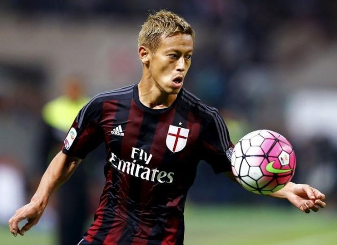 Keisuke Honda has been recalled by Japan for two World Cup warm-up matches. (Reuters pic)