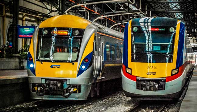 Image result for ktm train
