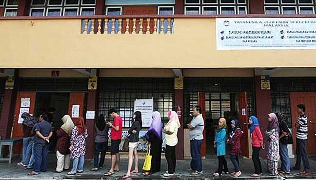 mengundi-election-malaysia