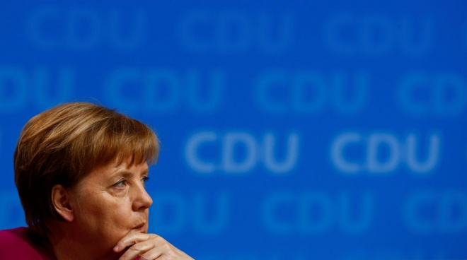 Angela Merkel has served as Chancellor of Germany since 2005. (Reuters pic)