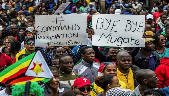 Zimbabwe has moved on from Mugabe era: Mnangagwa