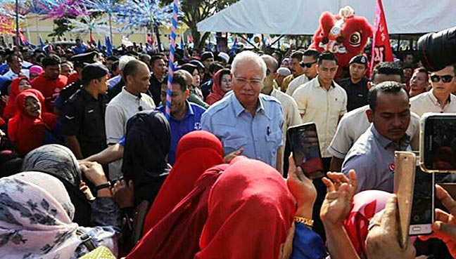 M'sia will have deficit without GST: Najib