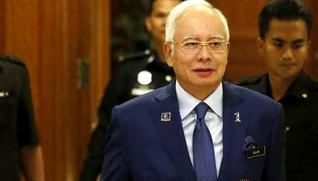 Najib in Sydney for ASEAN-Australia Special Summit