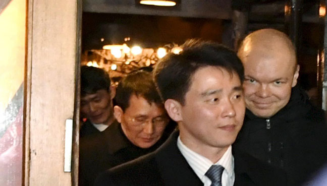 North Korea denuclearization not on the agenda in…